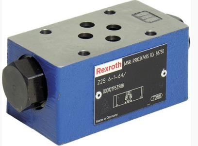 REXROTH 4WE 10 J5X/EG24N9K4/M R901278744 Directional spool valves