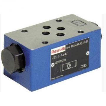 REXROTH Z2DB 10 VC2-4X/50 R900967515 Pressure relief valve